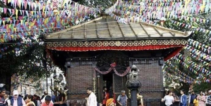 मिचियो मैतीदेवी मन्दिरको जग्गा