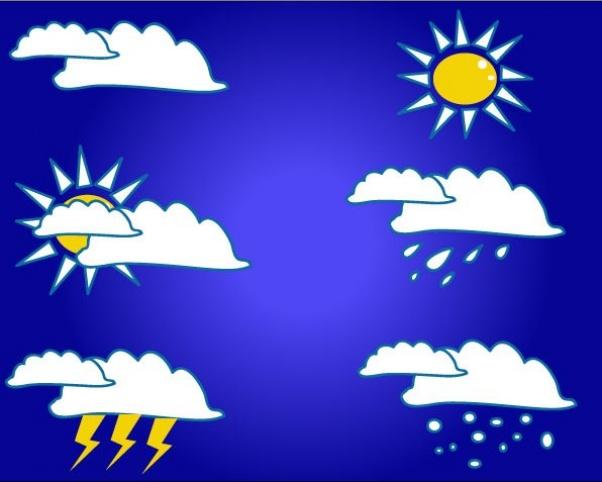 मौसममा बदली, वर्षाको सम्भावना