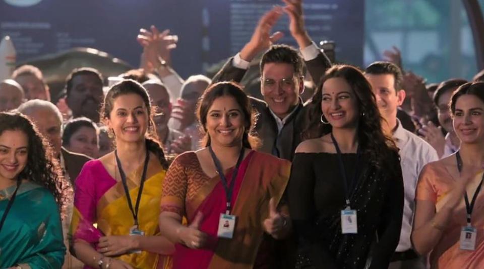 'मिसन मंगल' फिल्म समीक्षा : सपना हुन्छन् साकार