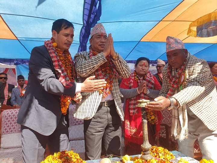 सिंजा सभ्यता नेपालीको मुटु हो - उपराष्ट्रपति पुन