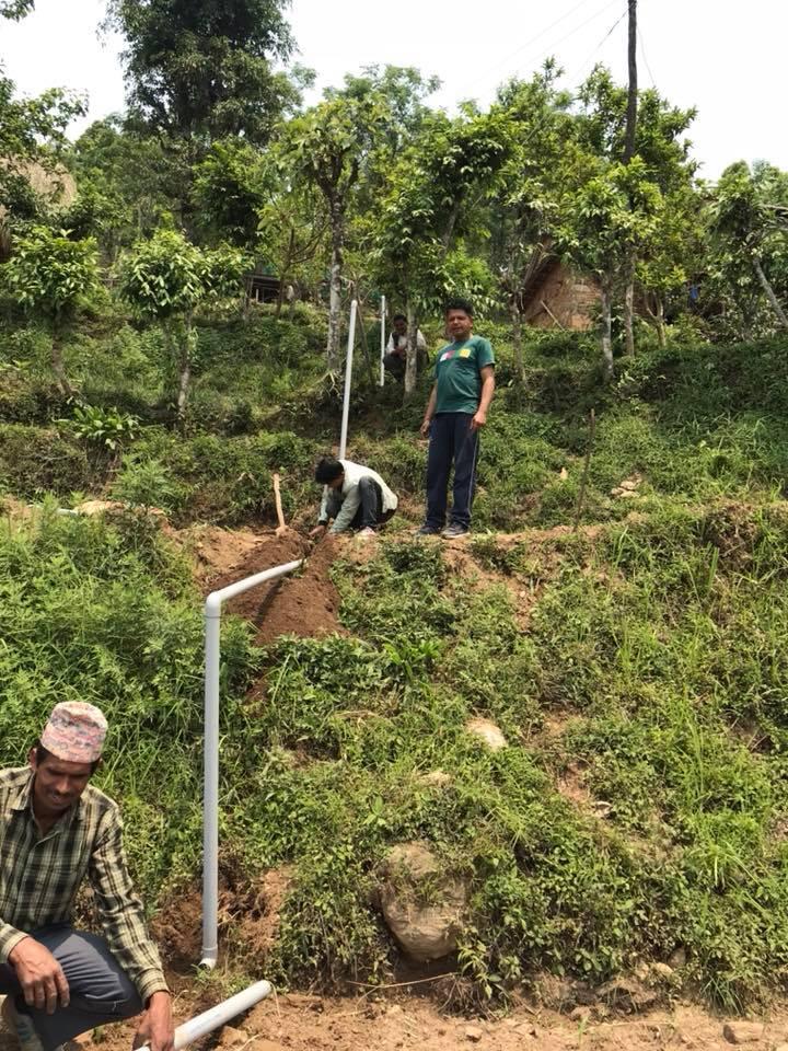 नेपाल एग्रोले गाउँ गाउँमा कृषि प्रविधि  पुर्याउँदै