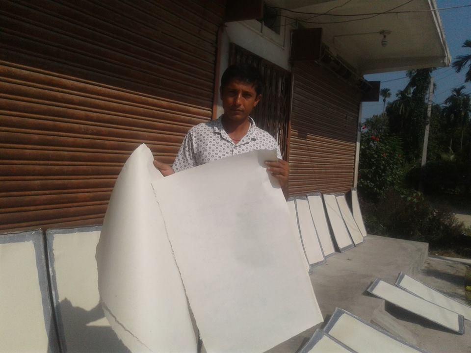 दुई अर्ब लगानीमा कागज उद्योग स्थापना गरिँदै