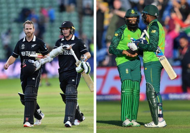 विश्वकप क्रिकेट : दक्षिण अफ्रिकाविरुद्ध न्युजील्यान्ड बलियो