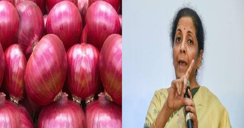 जब भारतीय अर्थमन्त्रीले भनिन्, 'म धेरै प्याज खादिनँ, चिन्ता नलिनु
