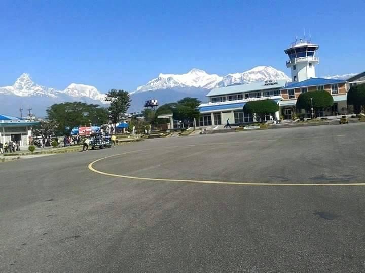 सरकारको वेवास्ताका कारण विमानस्थल प्रयोगविहिन