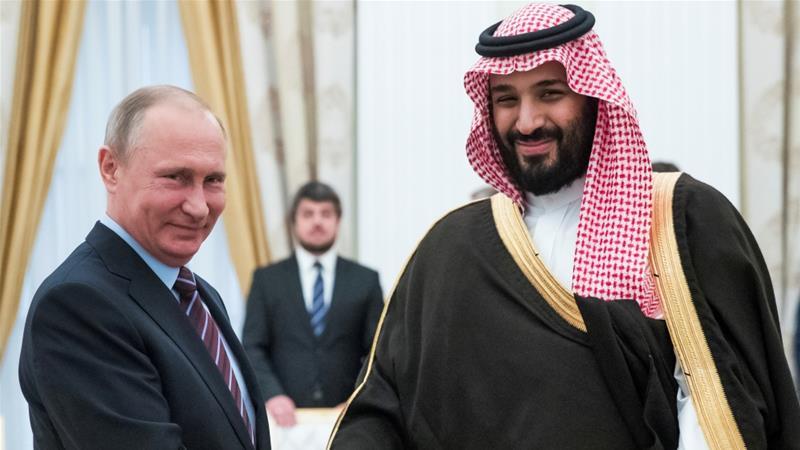 साउदी अरब र युएईबाट के चाहन्छन् पुटिन ?