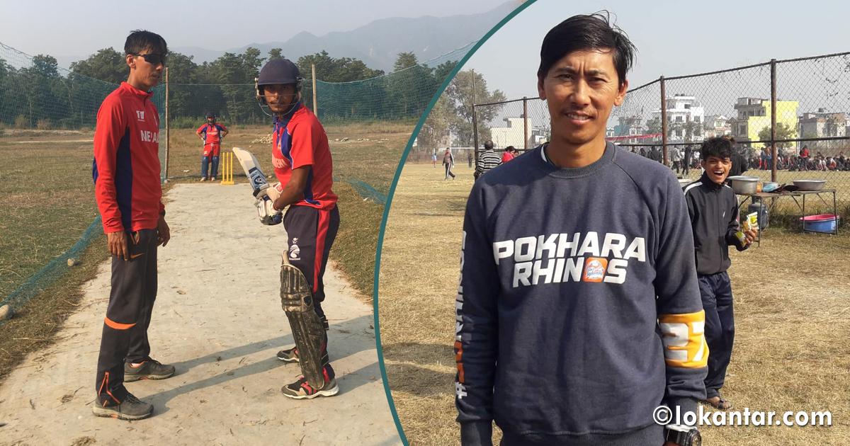 संन्यासपछिको जीवन :करोड लगानी गरेर क्रिकेटका कोपिला फक्राउँदै शक्ति