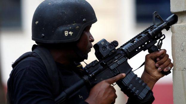 केन्याको विलासी होटलमा आतंकवादी आक्रमण, कम्तीमा ६ जनाको मृत्यु