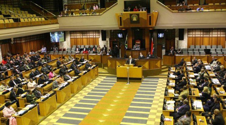 दक्षिण अफ्रिकामा नेताहरूको आम्दानी र खर्च नियमन हुने
