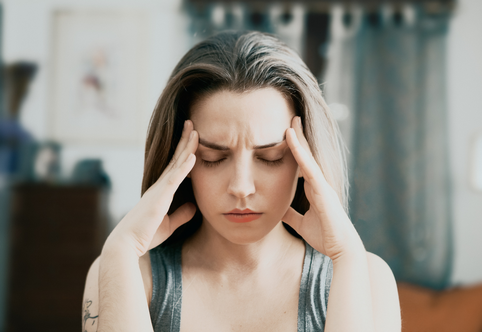 तनाव हुँदा उपयोगी टिप्स, तीनपटक गहिरो श्वासप्रश्वास गर्नुहोस्