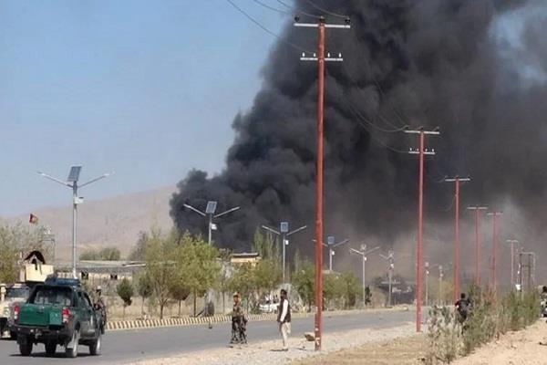 उत्तरी अफगानिस्तानमा बम बिस्फोट,९ को मृत्यु