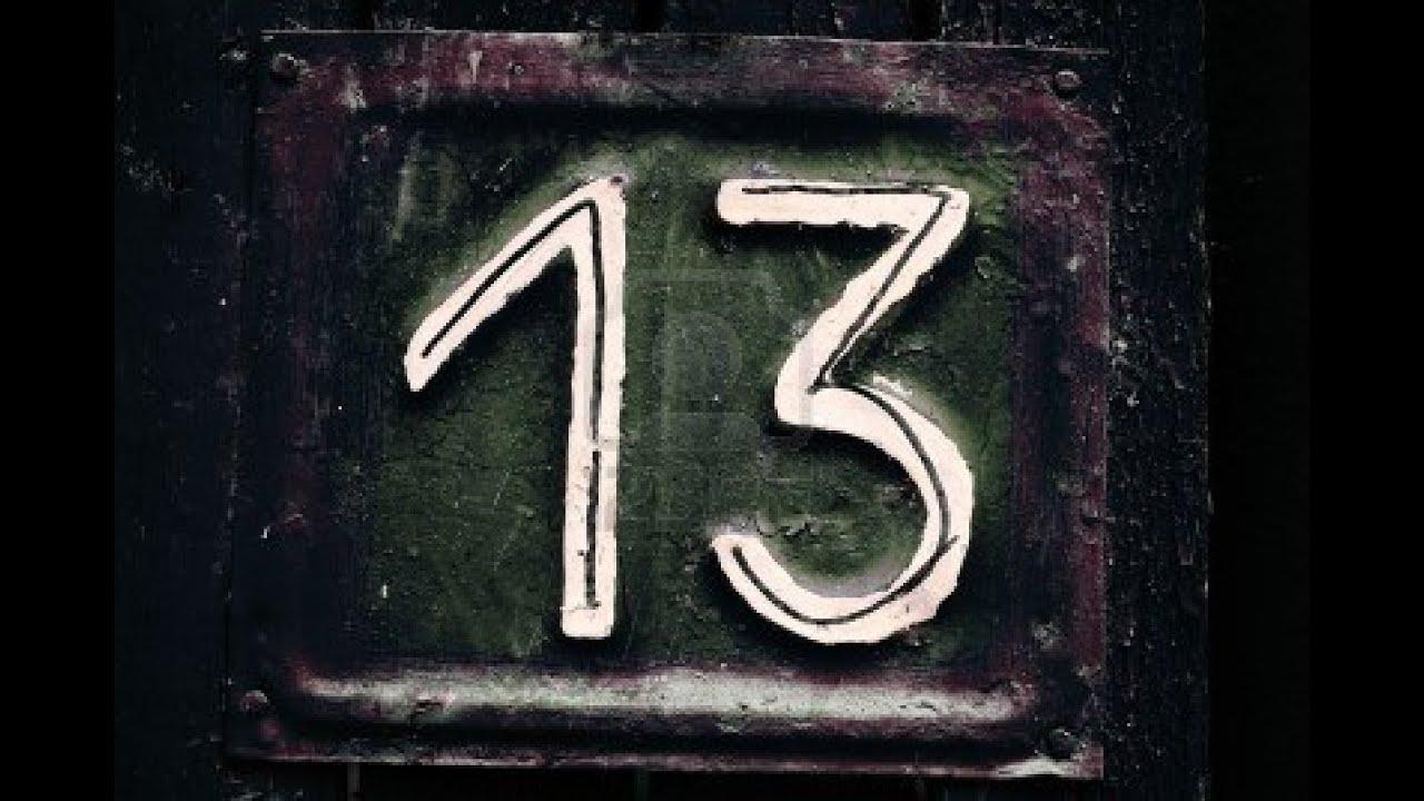 किन १३ लाई अशुभ अंक मानिएको हो ?