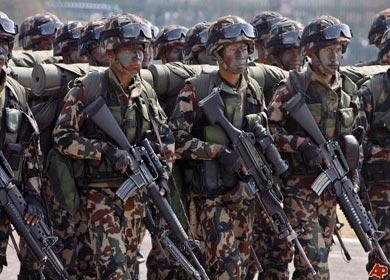 नेपाली सेनाको रेन्जर बटालियन खारेज गर्न नेकपा नेताको माग