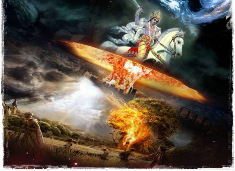धर्म शास्त्रका अनुसार कलियुगको आयू अब कति ?