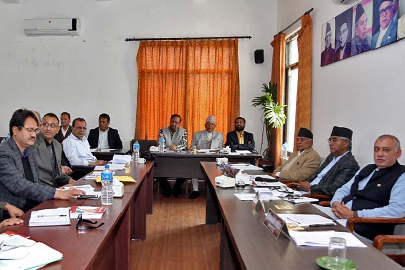 कांग्रेसले गठन गर्याे अपुरो अनुशासन समिति, केन्द्रीय समिति सदस्य भन्छन्- 'बैठक बसेको मलाई थाहा छैन'