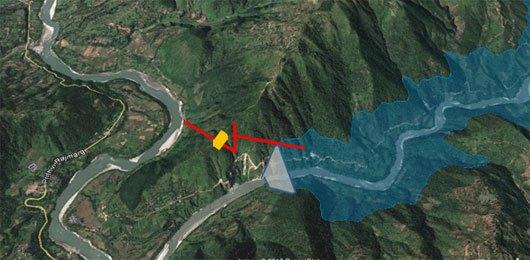 बूढीगण्डकी डुबान क्षेत्र प्रभावितद्वारा आरुघाट बन्द