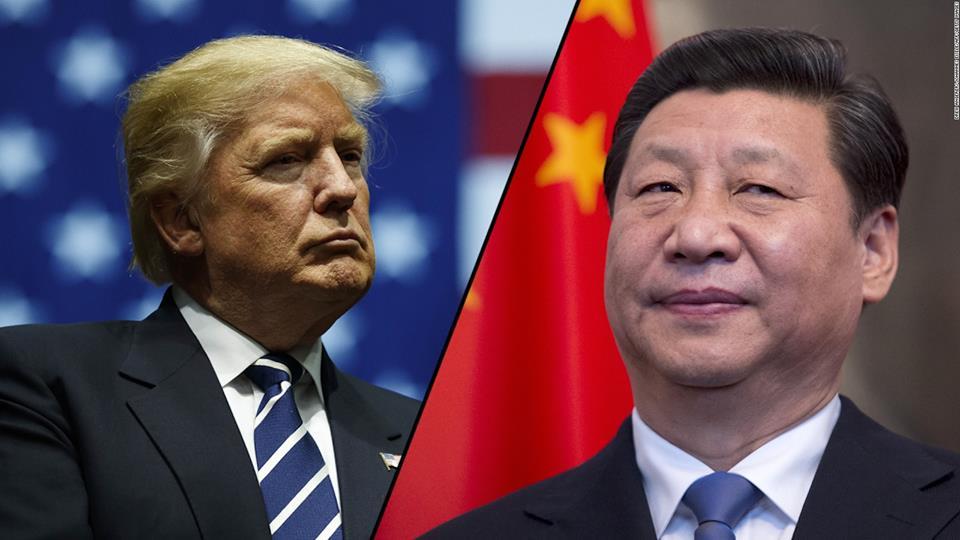 व्यापारयुद्ध गर्न हिंडेका चीन र अमेरिकाको व्यापार खुम्चियो
