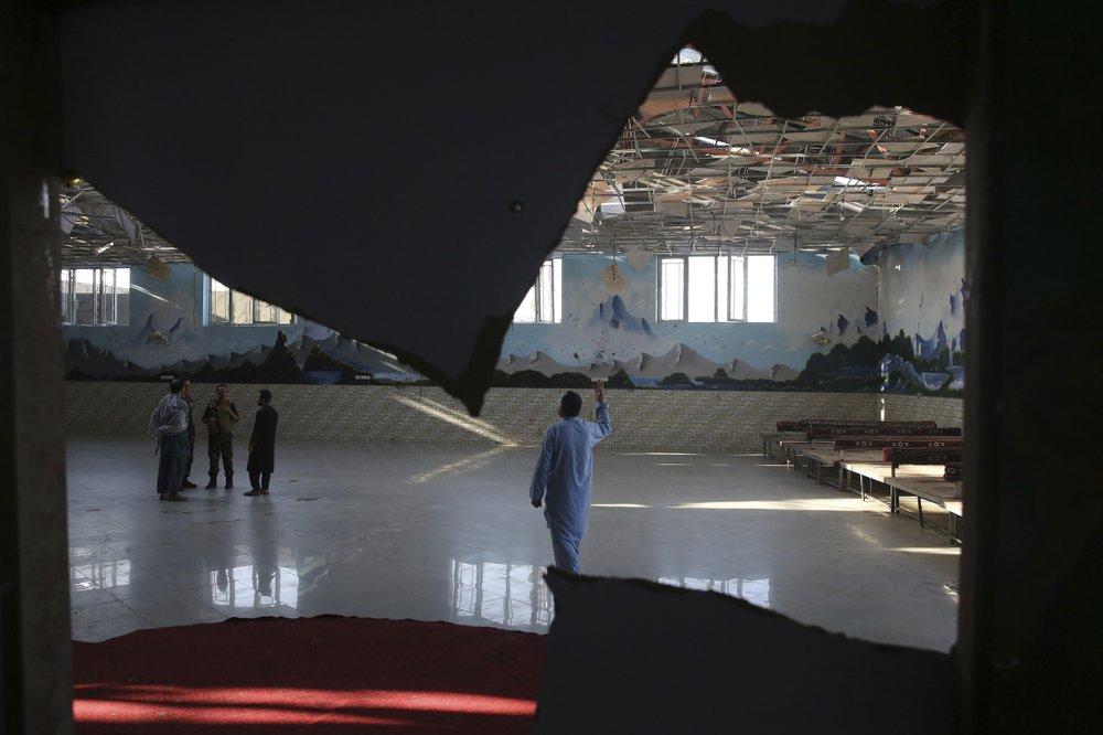 अफगानिस्तान शान्ति प्रक्रियामा कसले बाधा गर्दैछ ?